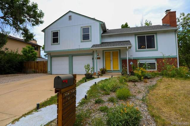 10701 W 103rd Place, Broomfield, CO 80021 (MLS #8069932) :: 8z Real Estate