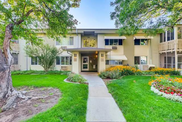 665 S Clinton Street 13B, Denver, CO 80247 (#8069978) :: The Scott Futa Home Team