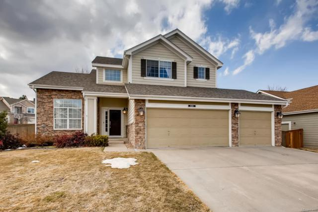 10281 Nickolas Avenue, Highlands Ranch, CO 80130 (#8070374) :: The Peak Properties Group