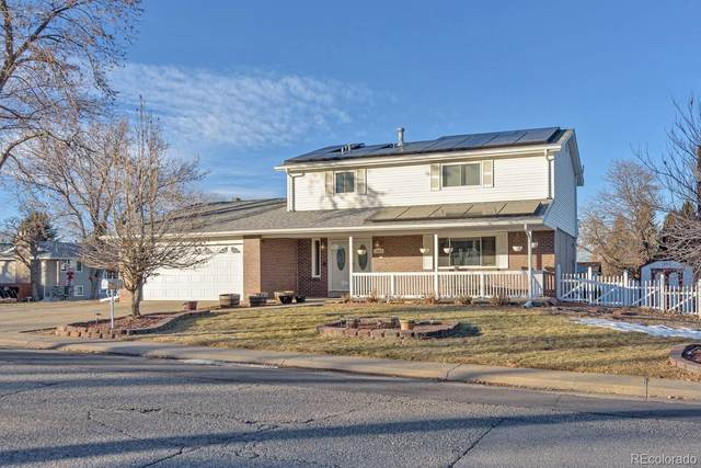 12445 W 61st Avenue, Arvada, CO 80004 (#8070642) :: Venterra Real Estate LLC