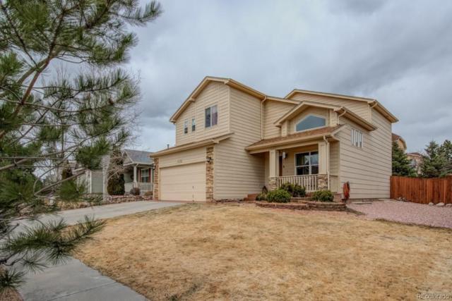 4528 Bridle Pass Drive, Colorado Springs, CO 80923 (#8070789) :: The Peak Properties Group
