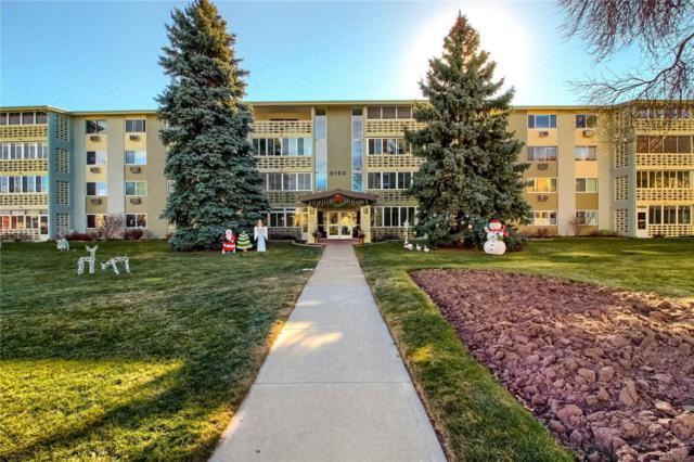 9180 E Center Avenue 2A, Denver, CO 80247 (#8071146) :: The Peak Properties Group