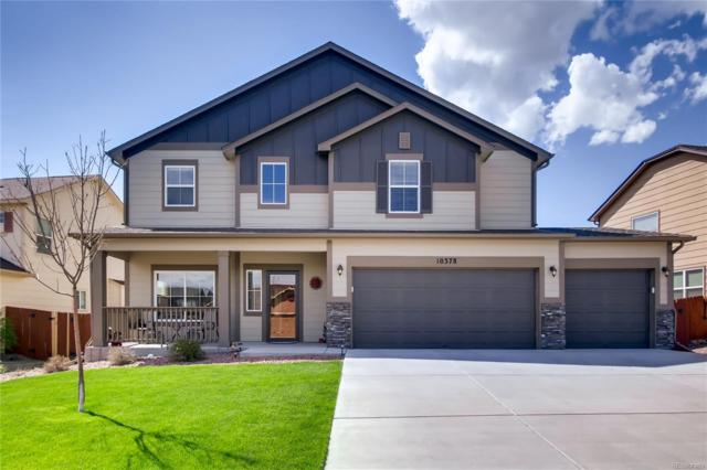 10378 Mount Evans Drive, Peyton, CO 80831 (#8071507) :: Bring Home Denver with Keller Williams Downtown Realty LLC