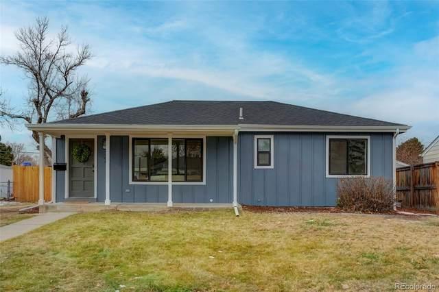 3691 Pontiac Street, Denver, CO 80207 (#8071584) :: The Colorado Foothills Team | Berkshire Hathaway Elevated Living Real Estate