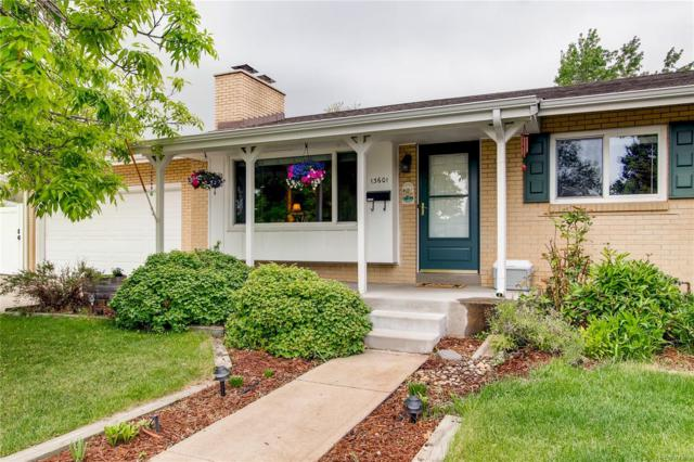 13601 Braun Drive, Golden, CO 80401 (#8071650) :: The Heyl Group at Keller Williams