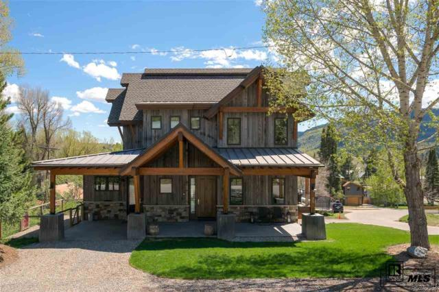 45 Nob. Street, Steamboat Springs, CO 80487 (#8071951) :: Bring Home Denver with Keller Williams Downtown Realty LLC