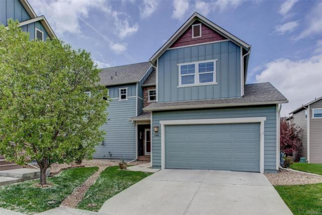 1986 Fairway Pointe Drive, Erie, CO 80516 (#8072272) :: The Healey Group