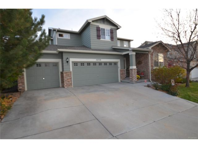 16330 E 106th Way, Commerce City, CO 80022 (MLS #8072337) :: 8z Real Estate