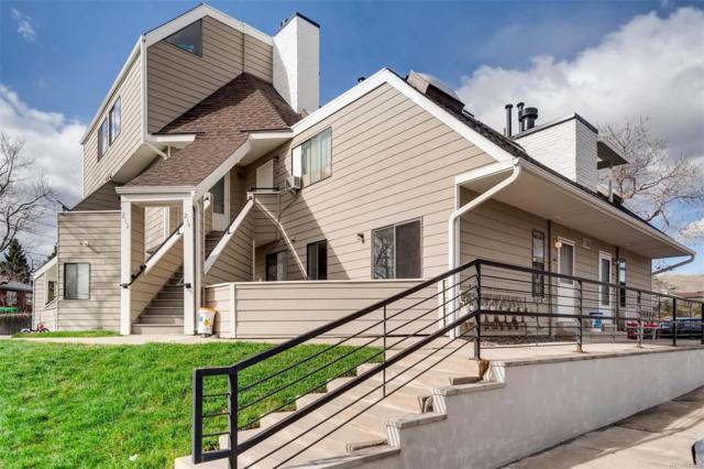 12486 W Nevada Place #106, Lakewood, CO 80228 (#8072417) :: Colorado Team Real Estate