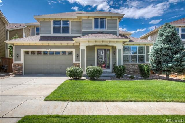 11713 S Flower Mound Way, Parker, CO 80134 (#8072798) :: The DeGrood Team