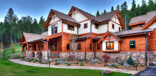 27356 Kennedy Gulch Road, Conifer, CO 80433 (#8073752) :: Finch & Gable Real Estate Co.