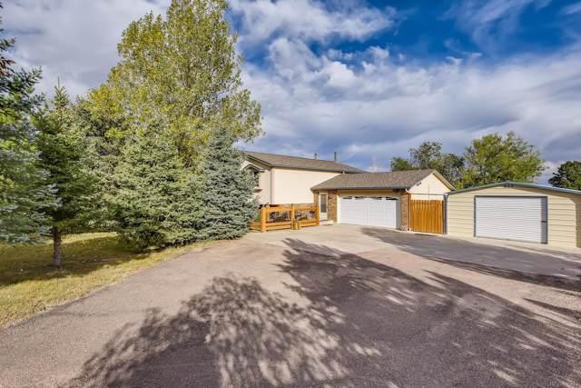 1777 Grouse Drive, Elizabeth, CO 80107 (MLS #8073754) :: Kittle Real Estate