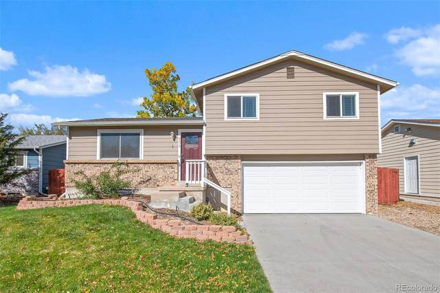 9579 W Burgundy Avenue, Littleton, CO 80123 (#8074000) :: James Crocker Team