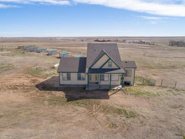 44575 E County Road 50, Bennett, CO 80102 (#8074344) :: The Heyl Group at Keller Williams