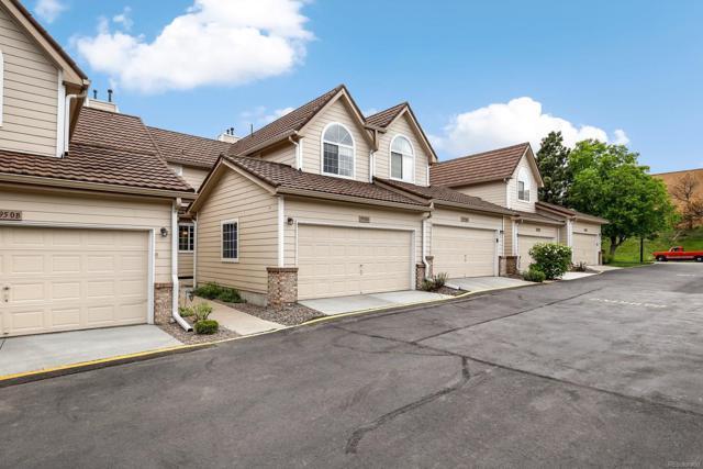 5950 S Jellison Street C, Littleton, CO 80123 (#8074608) :: Wisdom Real Estate