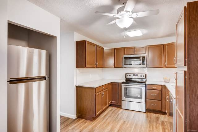 13626 E Bates Avenue #307, Aurora, CO 80014 (#8074621) :: 5281 Exclusive Homes Realty