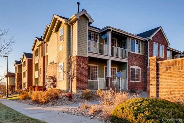 2705 S Danube Way #304, Aurora, CO 80013 (#8074685) :: Sellstate Realty Pros