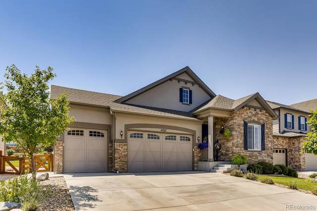 4767 S Odessa Street, Centennial, CO 80015 (MLS #8074711) :: Neuhaus Real Estate, Inc.