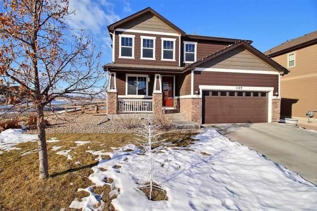 1129 103rd Avenue, Greeley, CO 80634 (MLS #8075124) :: 8z Real Estate