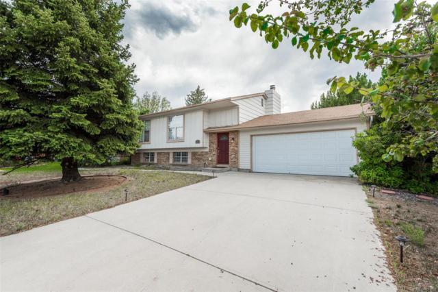 11533 Donley Drive, Parker, CO 80138 (#8075197) :: The Peak Properties Group