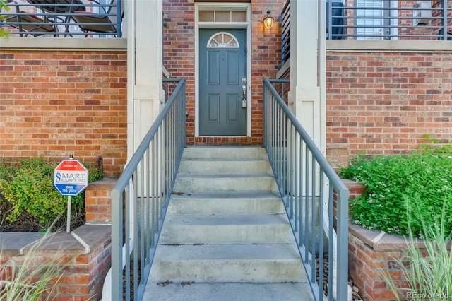 309 Quebec Street #3, Denver, CO 80220 (#8075198) :: The Griffith Home Team