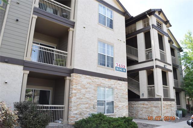 7432 S Quail Circle #1835, Littleton, CO 80127 (MLS #8075256) :: 8z Real Estate