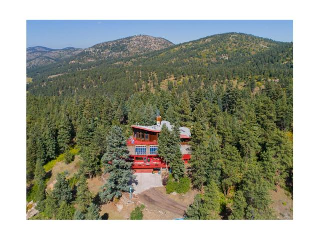 0000 S Turkey Creek Road, Morrison, CO 80465 (#8075671) :: The Sold By Simmons Team