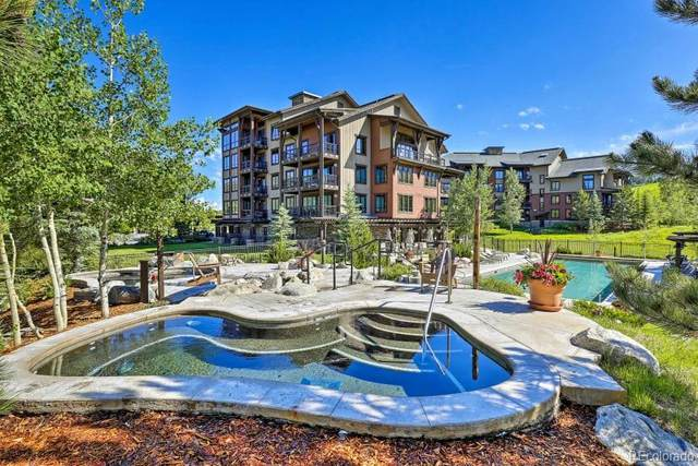1175 Bangtail Way #2109, Steamboat Springs, CO 80487 (#8075858) :: Sultan Newman Group