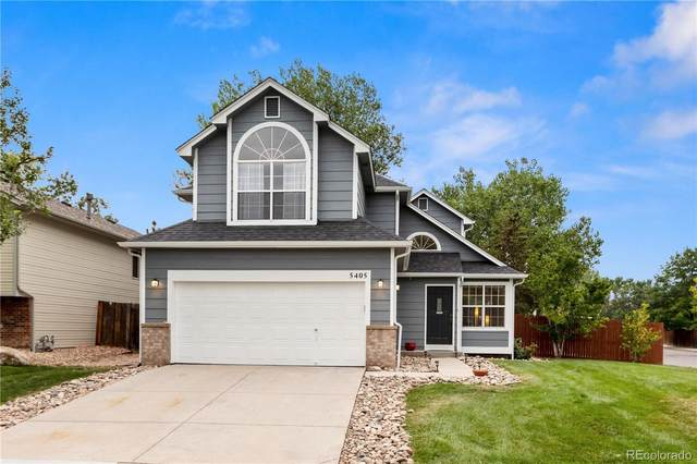 5405 S Simms Way, Littleton, CO 80127 (#8076066) :: The DeGrood Team