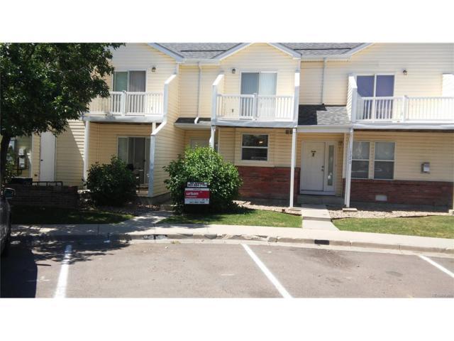 17242 E Tennessee Drive, Aurora, CO 80017 (MLS #8076118) :: 8z Real Estate