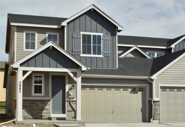 5882 Morning Light Terrace, Colorado Springs, CO 80919 (#8076708) :: The DeGrood Team