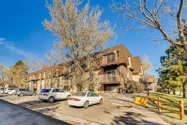 7755 E Quincy Avenue 305D4, Denver, CO 80237 (#8077024) :: Mile High Luxury Real Estate