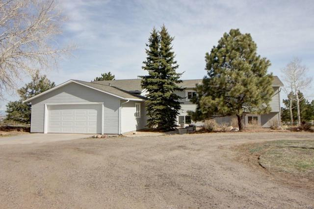 10715 Chinook Trail, Parker, CO 80138 (#8077730) :: The Peak Properties Group