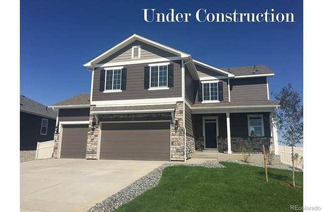 252 Gwyneth Lake Drive, Severance, CO 80550 (#8077815) :: The DeGrood Team