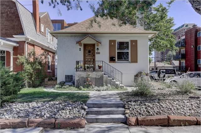 226 Pearl Street, Denver, CO 80203 (MLS #8077874) :: 8z Real Estate