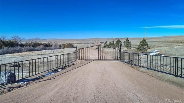 27303 County Road 105, Ramah, CO 80832 (MLS #8078032) :: 8z Real Estate