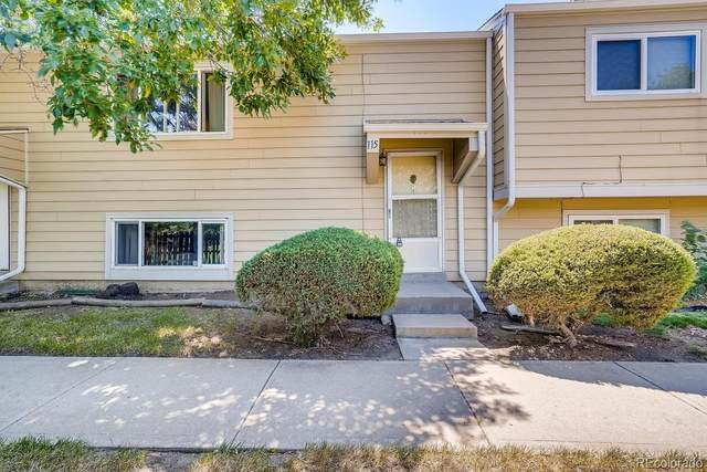 5731 W 92nd Avenue #115, Westminster, CO 80031 (#8078048) :: James Crocker Team