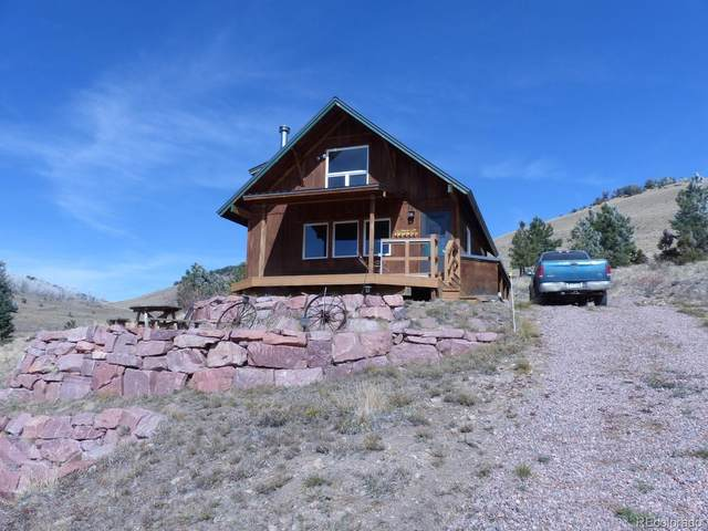 2611 Antelope Trail, Cotopaxi, CO 81223 (MLS #8078246) :: 8z Real Estate