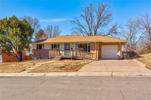 4083 W Eldorado Place, Denver, CO 80236 (#8078498) :: The Scott Futa Home Team