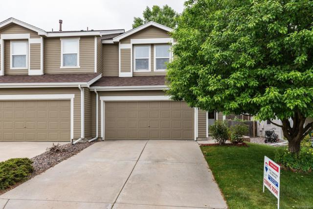 5383 S Quatar Circle, Aurora, CO 80015 (#8078572) :: The Gilbert Group