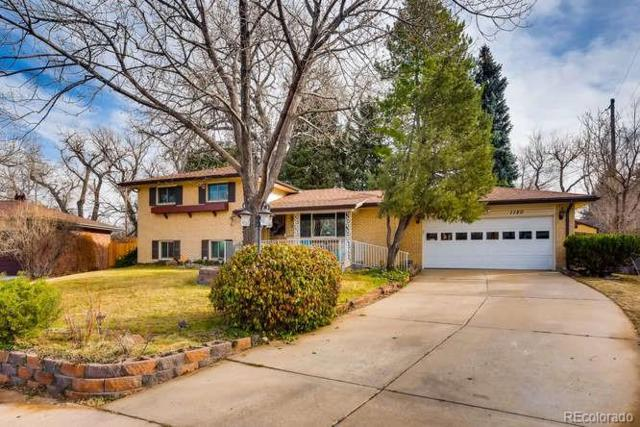 1180 S Dover Street, Lakewood, CO 80232 (#8078787) :: The Griffith Home Team