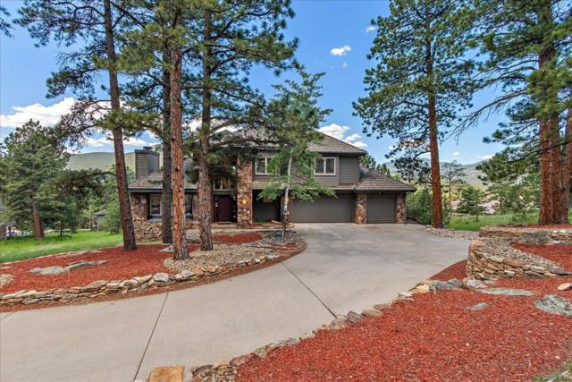 1314 Solitude Lane, Evergreen, CO 80439 (#8078799) :: Mile High Luxury Real Estate