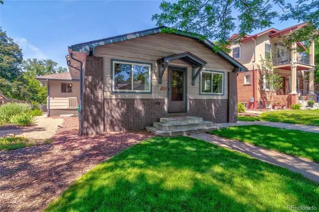 1443 S Gaylord Street, Denver, CO 80210 (#8079518) :: Kimberly Austin Properties