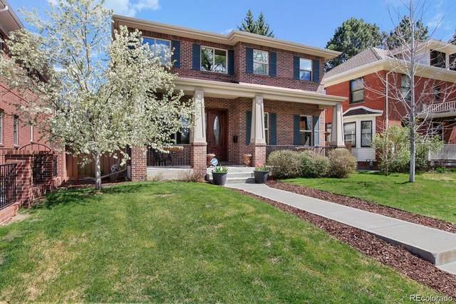 1588 Locust Street, Denver, CO 80220 (MLS #8079711) :: 8z Real Estate