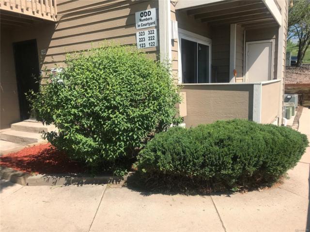 2929 W Floyd Avenue #122, Denver, CO 80236 (#8079815) :: Mile High Luxury Real Estate