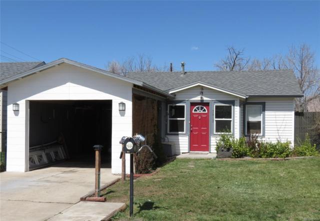3513 W 7th Avenue, Denver, CO 80204 (#8080056) :: The Peak Properties Group