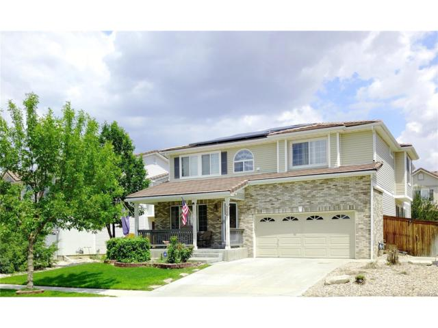 9754 Chambers Court, Commerce City, CO 80022 (#8080561) :: The Peak Properties Group