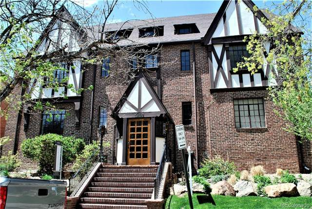1575 Fillmore Street #3, Denver, CO 80206 (#8080850) :: Colorado Home Finder Realty