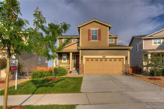 15176 Chicago Street, Parker, CO 80134 (#8081005) :: Realty ONE Group Five Star