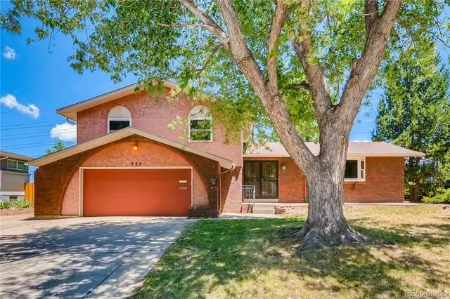 928 S Alkire Street, Lakewood, CO 80228 (MLS #8081108) :: Bliss Realty Group
